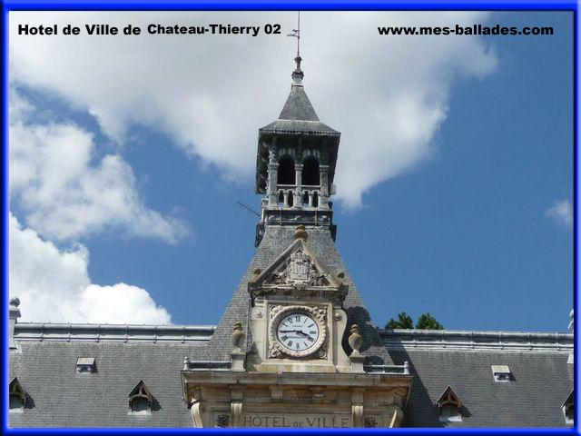 La Belle Ville De Chateau Thierry 02400