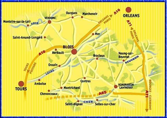 Le chateau royal de blois a blois 41000 - Www cuisine en loir et cher fr ...