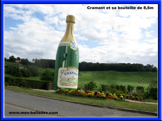 Le village de cramant dans la marne 51530 - Combien de coupe dans une bouteille de champagne ...