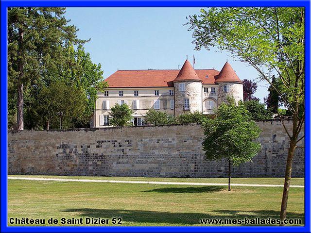 Saint-Dizier France  city pictures gallery : 52000 SAINT DIZIER CASTEL de SAINT DIZIER en Haute Marne France