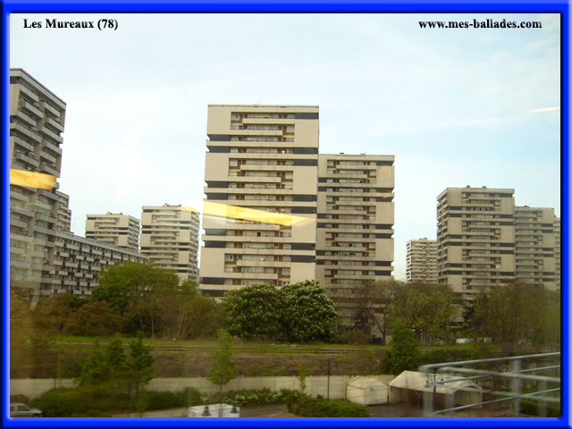 La commune les mureaux 78130 for 78 en france