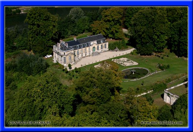 le chateau de stors a l 39 isle adam 95290. Black Bedroom Furniture Sets. Home Design Ideas