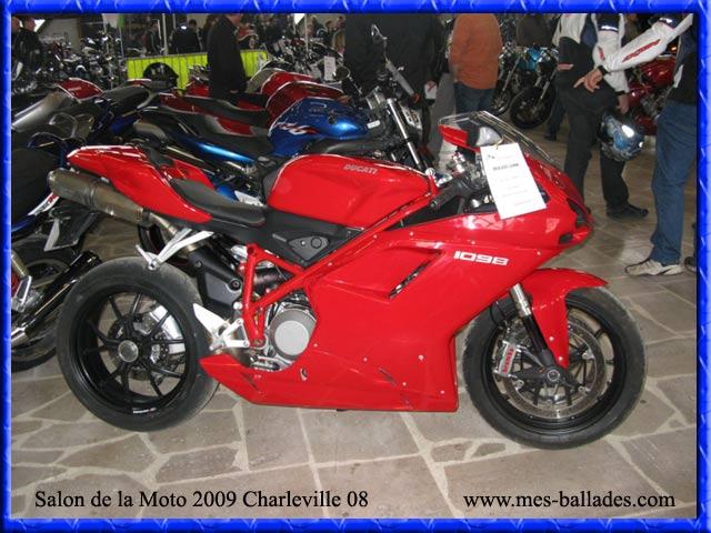 Le salon regional de la moto et du quad a charleville - Salon moto charleville ...