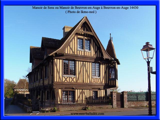 Les plus beaux manoirs du calvados 14 - Chambre des metiers du calvados ...