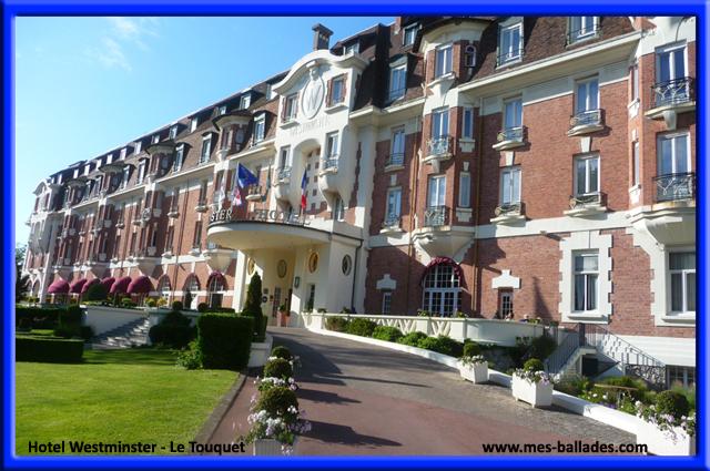 Hotel  Etoiles Le Touquet